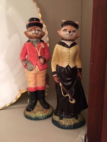 Snooty Fox Couple