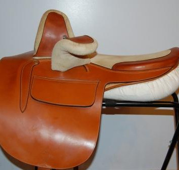 Rebuilt Mayhew Side Saddle