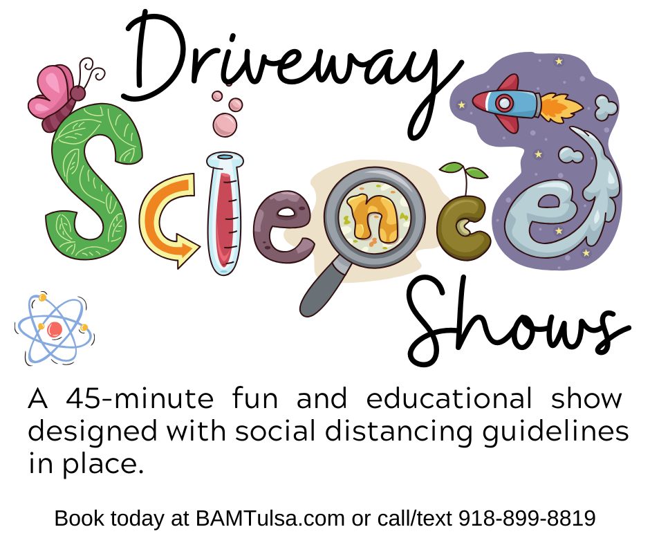 Driveway Science Shows