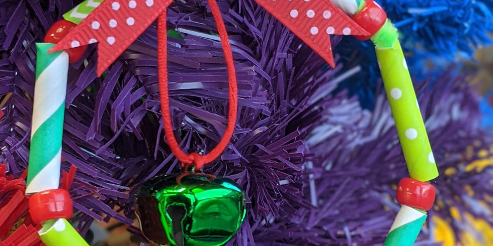 Straw Ornament