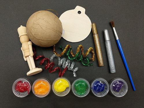 3 Ornament Kit