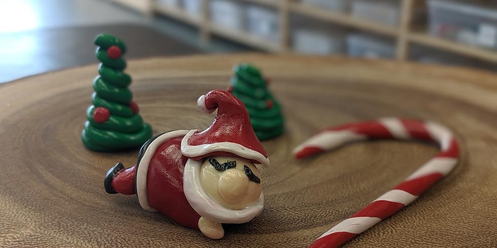 Santa's Clay Workshop