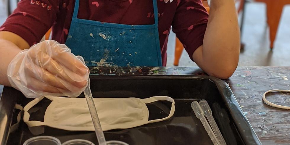 Tie-Dye Mask Workshop