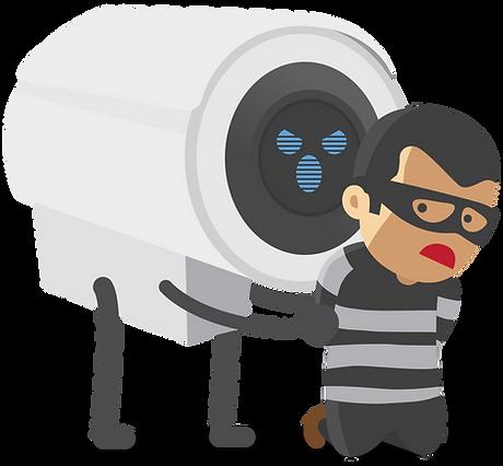 Видеонаблюдение на вашем объекте