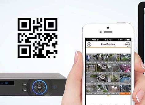 Подключаемся к регистратору Dahua с мобильных устройств и компьютеров, используя облачный сервис (P2