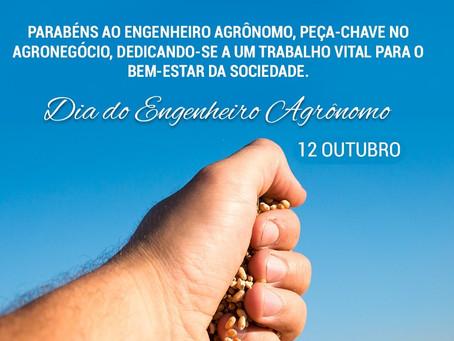 12 de Outubro - Dia do Engenheiro Agrônomo! Parabéns!!!