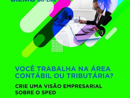 Curso Visão Empresarial do Sped - Inscreva-se!
