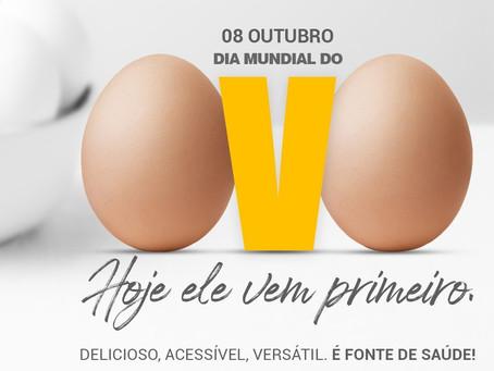 08 de Outubro - DIA MUNDIAL DO OVO