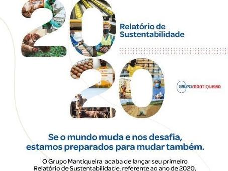 Grupo Mantiqueira lança seu primeiro Relatório de Sustentabilidade