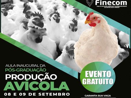 Fapam e Avimig convidam: Aula inaugural Pós Graduação Produção Avícola - evento gratuito