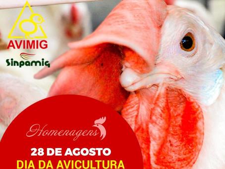 Dia do Avicultor, Avimig homenageia seus associados e todos avicultores