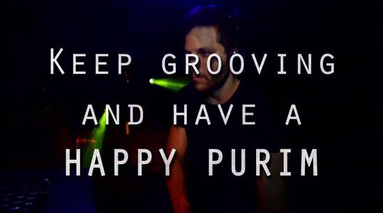 Grooveit! Purim Parties