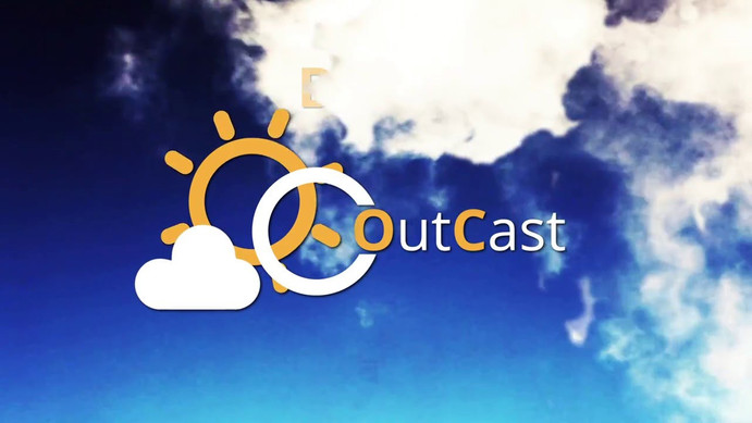 Out Cast wheather app