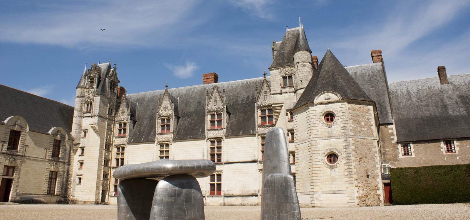 Chateau de Goulaine, Haute Goulaine, FRANCE