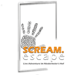 SCREAM.escape Logo