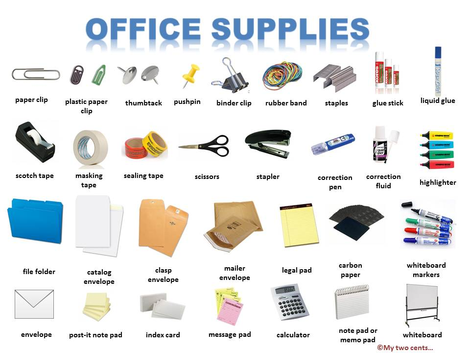 Office Stationary Supplies