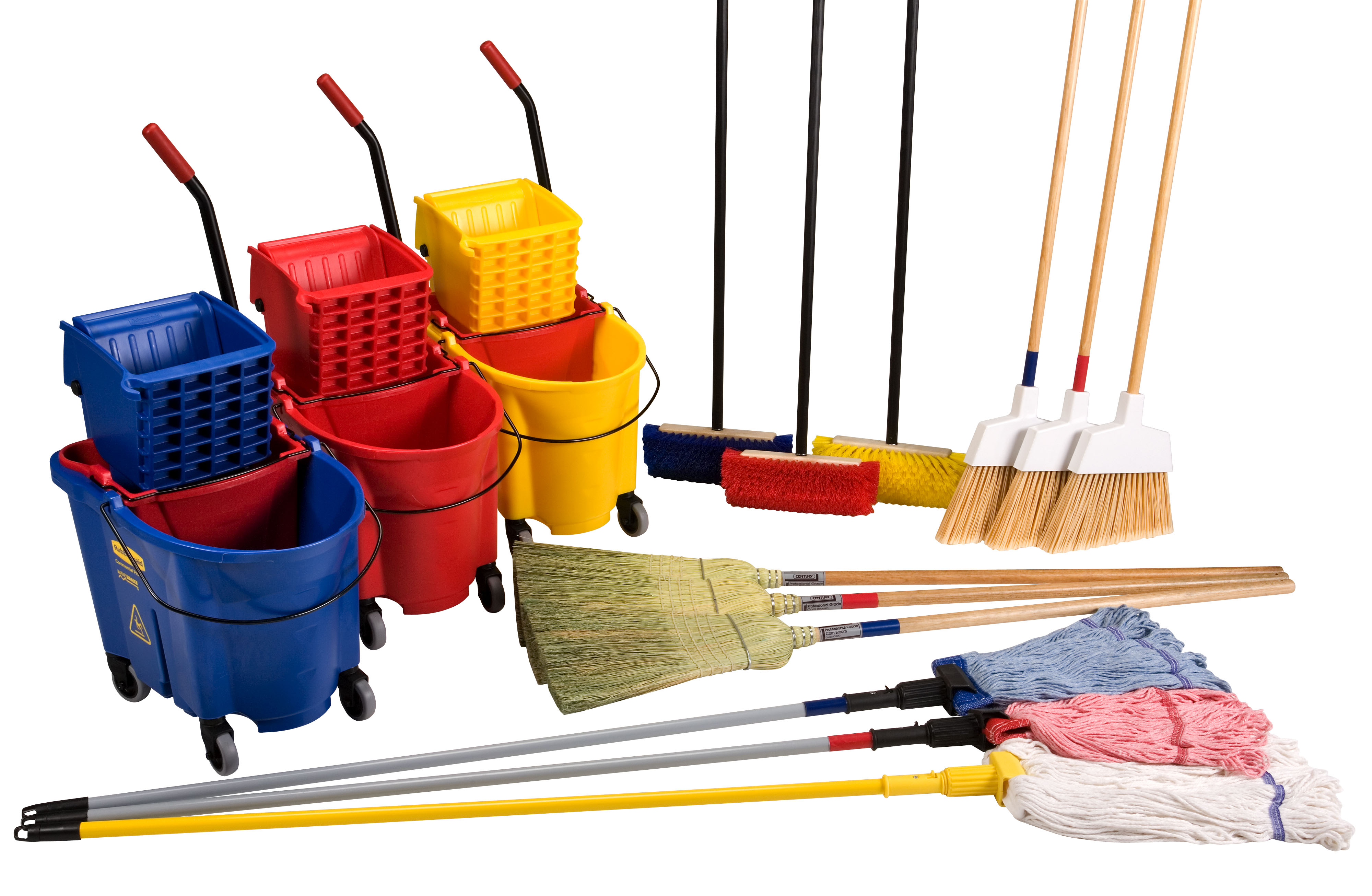 Cleaning Materials Equipments