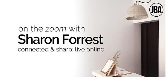 OTZ - Sharon Forrest - Header