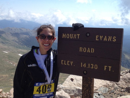 Mt. Evans Ascent: Reaching new Heights