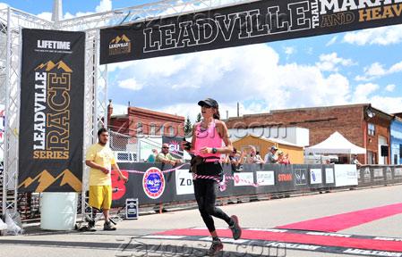 Leadville Heavy Half Marathon