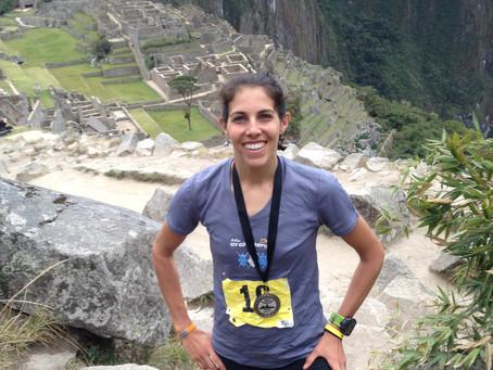 Machu Picchu Marathon: World Record!