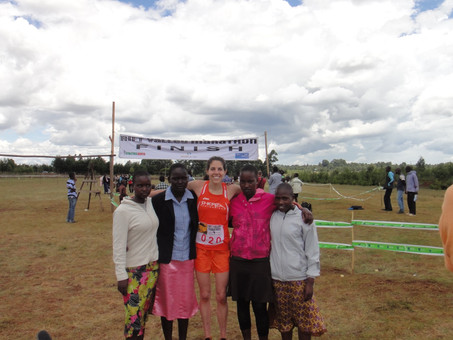 Kenya Marathon: Running with Kenyans