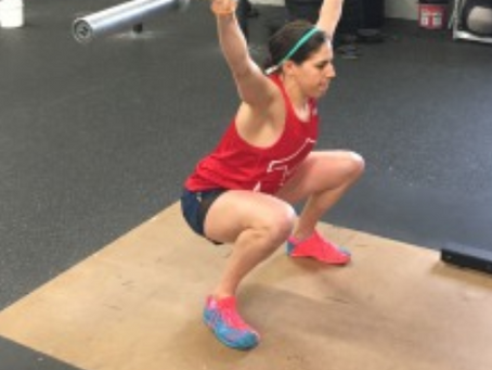 Crossfit Meets Ironman: Dancing with the Devil