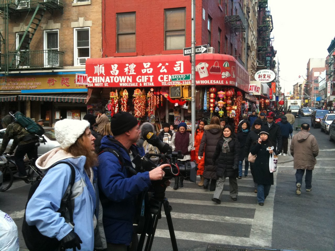 Chinatown, NY, History Channel