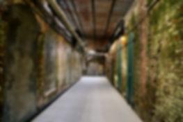 Alcatrac Hallway by Swancoat