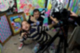 Steven Swancoat Tripp Derrick Barnes popneoism photoshoot