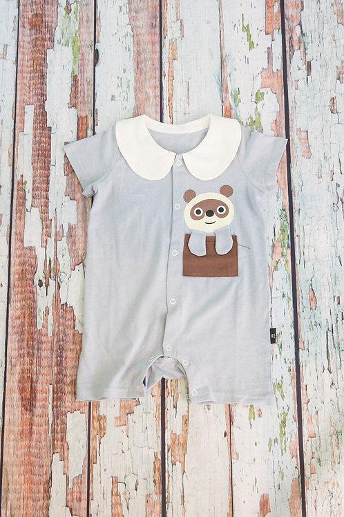 Cute Bear Growsuit