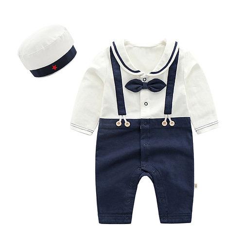 Cute sailor suit