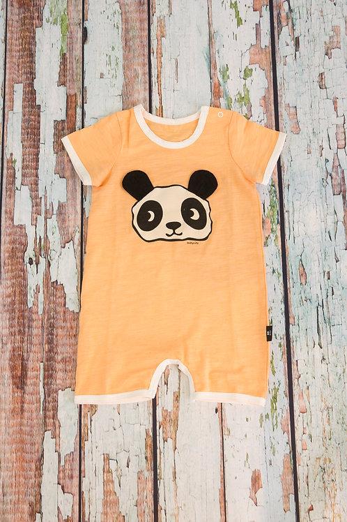 Cute Panda Growsuit