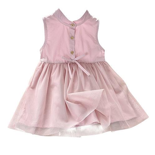 Pure Color Dress