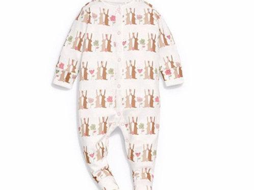 Cute bunny bodysuit