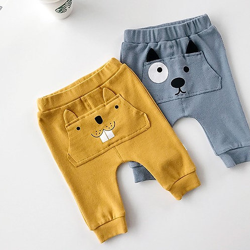 Cute animal pants