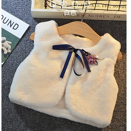 Fluffy Waistcoat