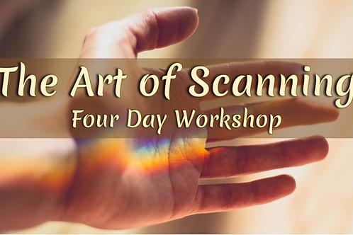 The Art of Scanning Workshop
