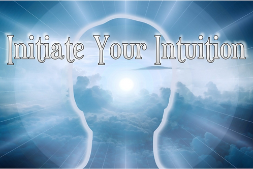 Initiate Your Intuition