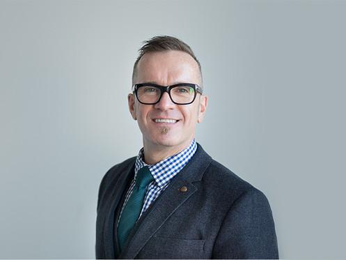 Prof Brendan McCormack