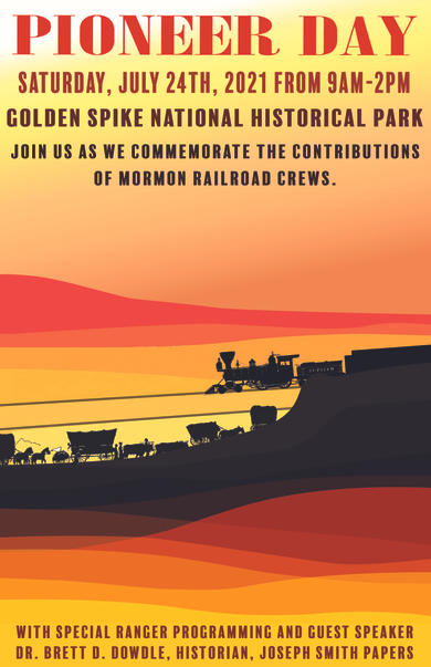 Pioneer Day Poster