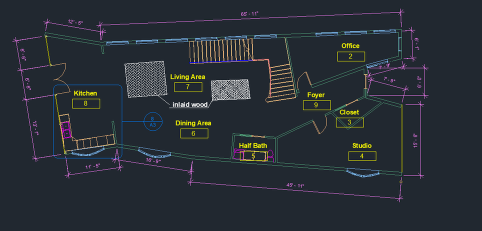 Design Exercise 10 CAD Drafting View