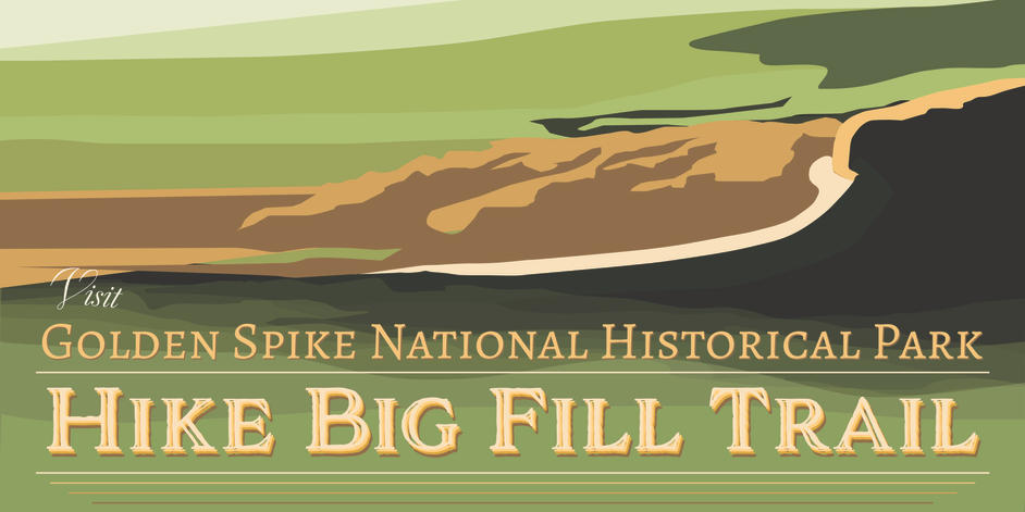 Hike the Big Fill Banner