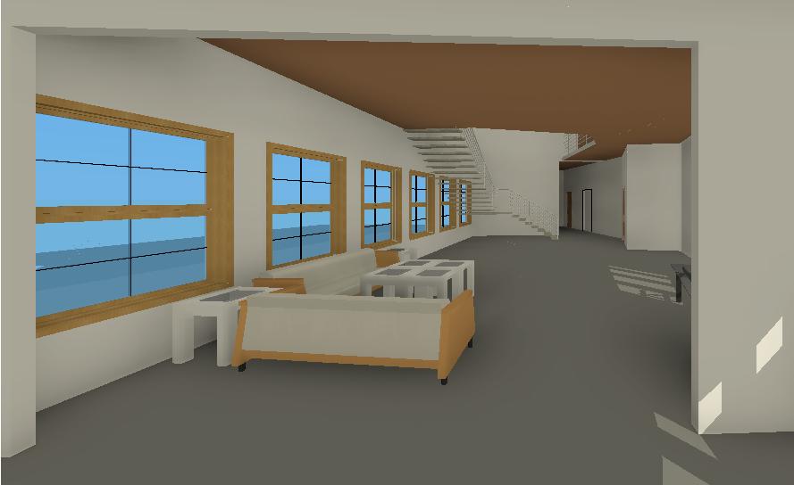 Interior Perspective View