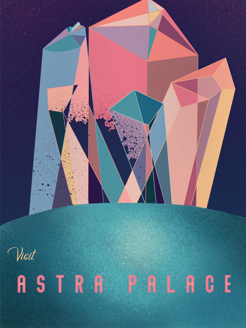 Astra Palace- M. Rachel Fugate