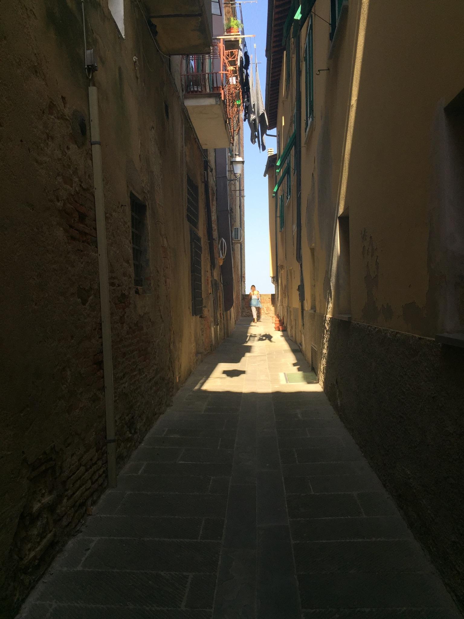 Tuscan Sun Child