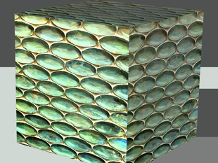 Final Iteration of Oval Tiles