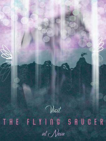 The Flying Saucer- Maripaz Alfaro