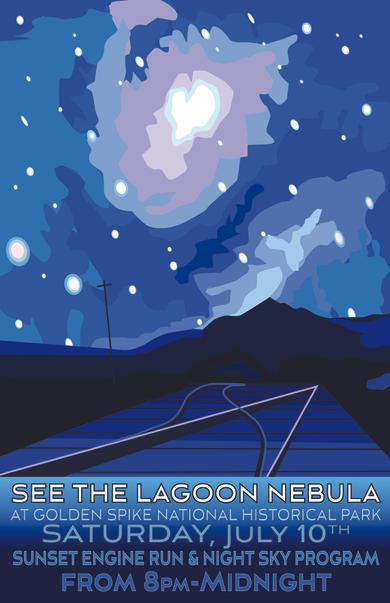 Night Sky 1 Poster