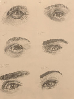 The Eyes Have It, 1